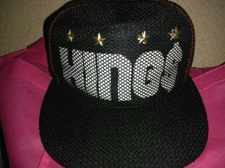 gorra de kings