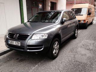 Volkswagen Touareg (Santander)