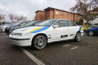 Opel Calibra turbo 4x4 de Rally