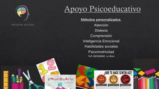 Apoyo Psicoeducativo