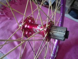 rueda fire eye 26