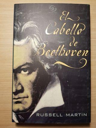 El cabello de Beethoven. Russel Martin.