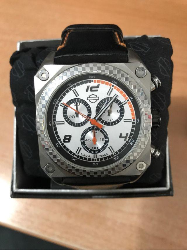 Reloj hombre BULOVA H-D de segunda mano por 150 € en Mollet del ...