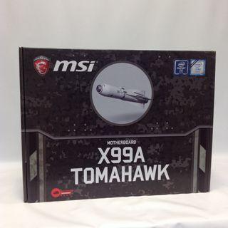 Placa Base MSI X99A Tomahawk