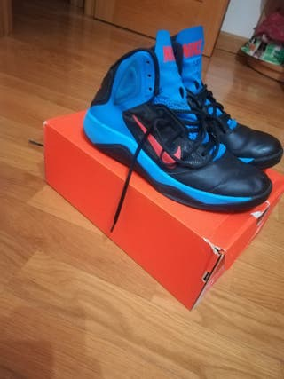 Zapatillas Baloncesto Nike Dual Fusion BB II