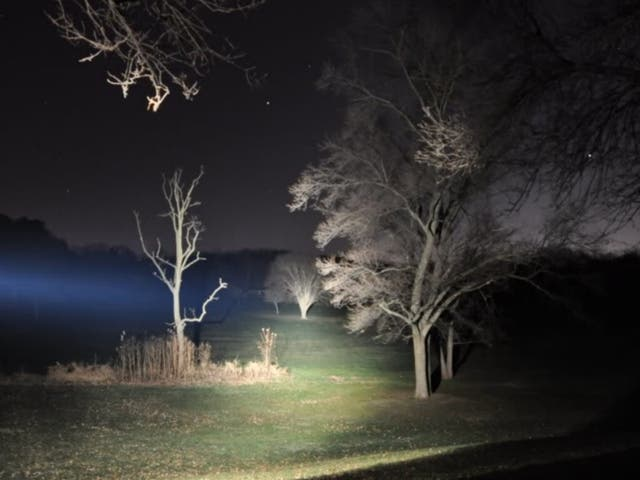 Linterna crazyfire 18000 lumen