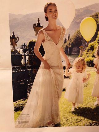 vestido de novia largos de segunda mano en terrassa en wallapop