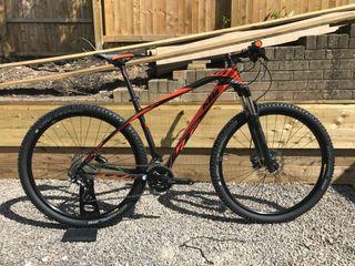 ktm aera comp 29er mtb trail bike