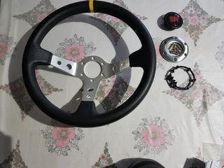volante desplazado btr