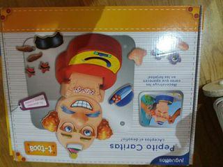 juguete pepito caritas