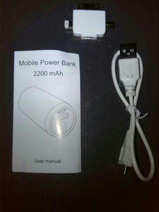 2 power bank nuevas