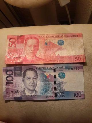 billetes de Filipinas