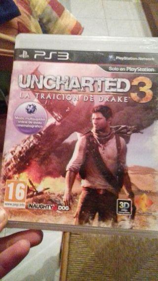 uncharted 3:la traición de drake