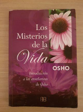 OSHO. Los misterios de lanvida. Libro.