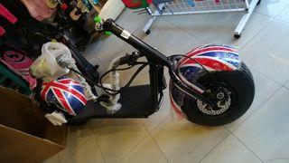 Chopper eléctrica patinete eléctrico OFERTA!!