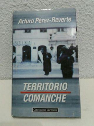 LIBRO TERRITORIO de COMANCHE ARTURO PÉREZ-REVERTE