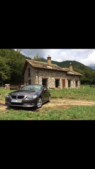 BMW 320d coupe año 2011