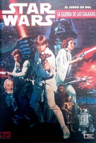 Star Wars juego de rol orignal