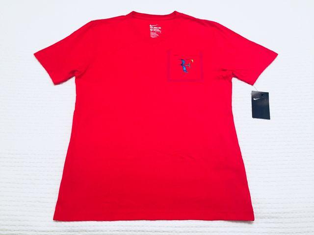 fecha de lanzamiento retro mejor coleccion ROGER FEDERER - Camiseta RF tenis
