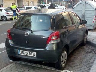 Toyota Yaris 1,4 D4D 90 v