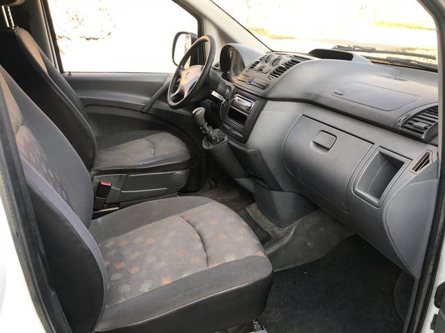 Mercedes-Benz Vito 2004 109CDI Furgón