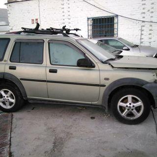 Land Rover Freelander 2002 para desguace 656385476