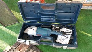 radial Bosch 20_230 nueva a estrenar