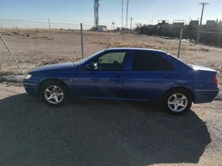 peugeot 406 2001 gasolina