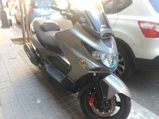 moto scooter Kymco xcitingR 500