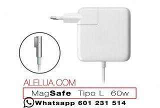 60W Cargador Compatible Apple Macbook 16.5V - 3.65