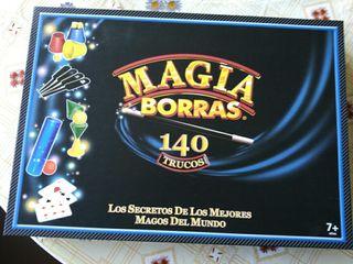 juego Magia Borras 140 trucos