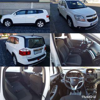 Chevrolet Orlando 7 plazas 2.0