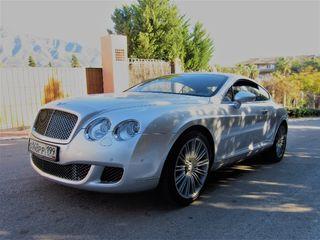 Bentley Continental GT SPEED 2008. 39000KM