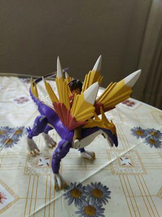 Hido y Star dragón de invisimals