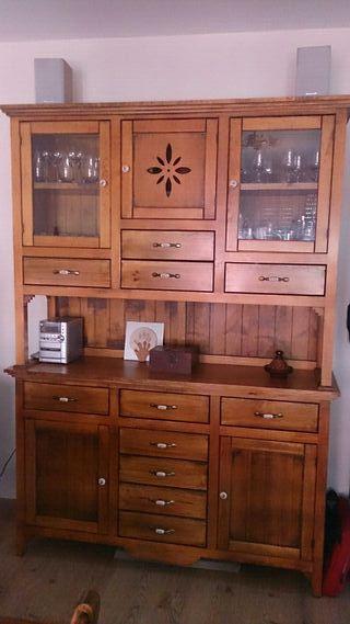Mueble alacena de segunda mano por 950 en santander en wallapop - Segunda mano cantabria muebles ...
