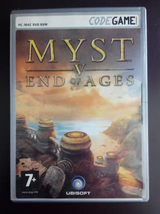 juego pc myst V end of ages
