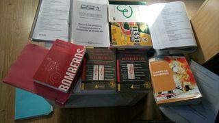 libros oposición bomberos todo 50€ regalo