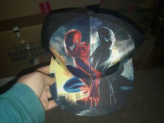 Gorra para niños Spiderman
