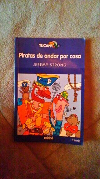 Libro piratas de andar por casa