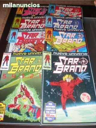 comics Star brand Marvel