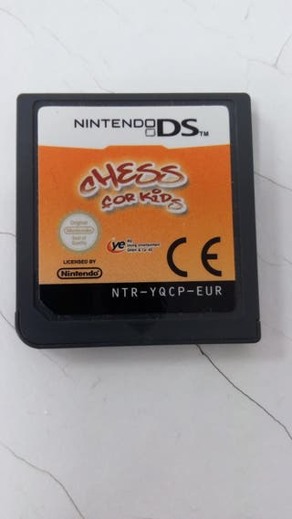 Nintendo DS Chess for kids