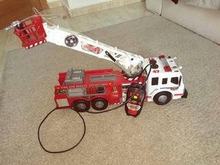 camion bombero telerigido