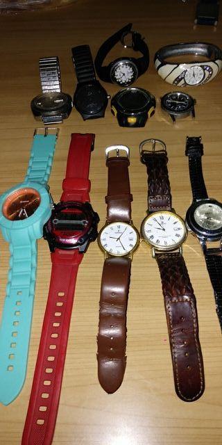 lote de reloj