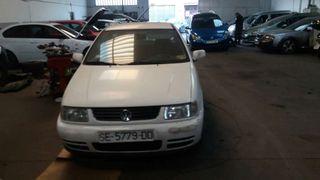 Volkswagen polo 1.4 gasolina