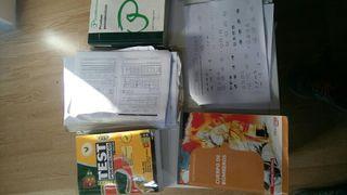 3 libros de psicotécnicos oposiciones 10 € libro