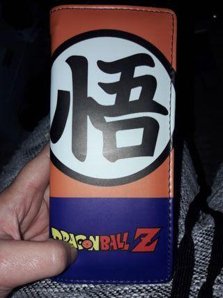 Cartera Grande de Dragon Ball Z