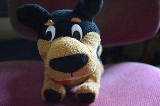 Topper Listillo: Perro interactivo