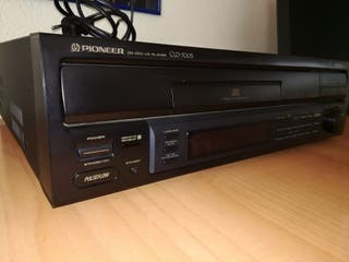 Reproductor Láser Disc PIONEER CLD-700S