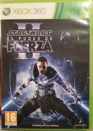 Star Wars-El Poder de la Fuerza 2