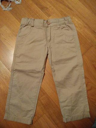 pantalon tipo chinos